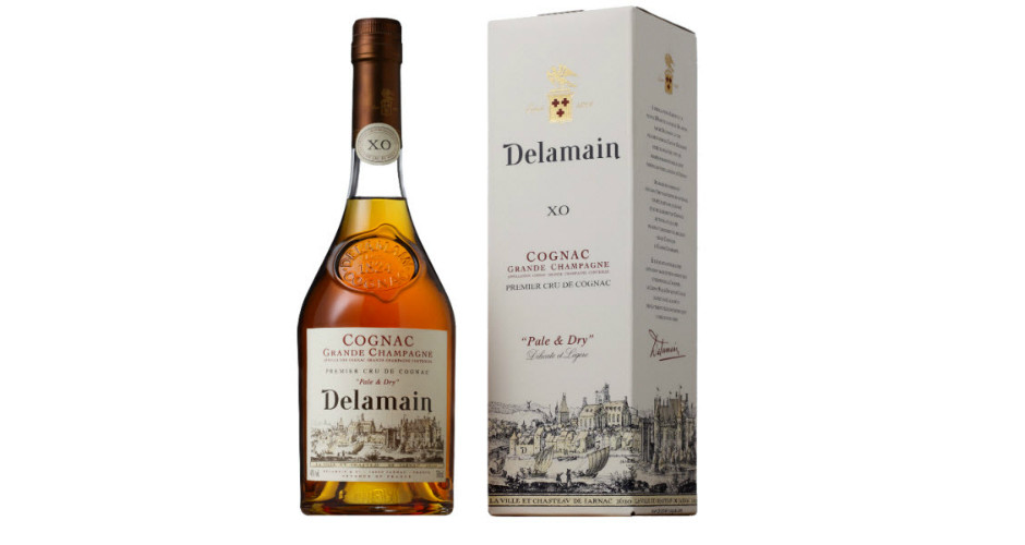 Delamain – Grande Champagne Cognac Pale & Dry XO