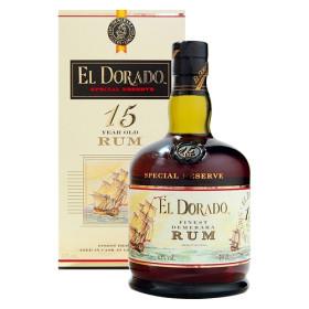 Demerara – El Dorado Rum Special Reserve 15 anni