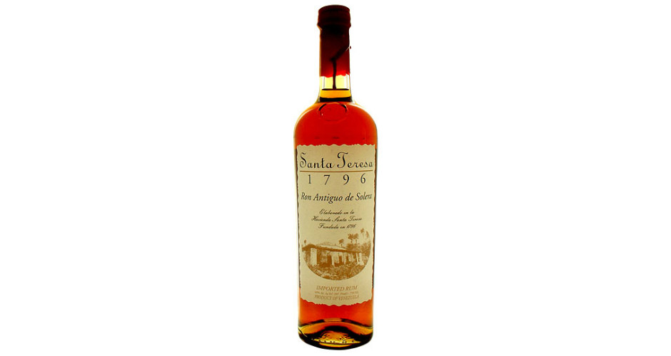 Santa Teresa 1796 – Rum metodo Solera