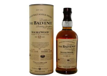 The Balvenie – Double Wood Scotch Whisky 12 anni