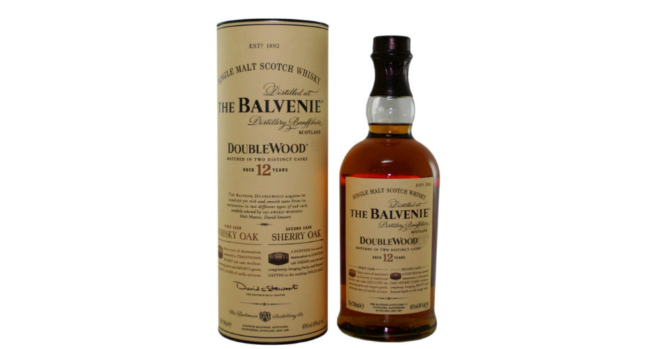 The Balvenie – Double Wood Scotch Whisky 12 anni