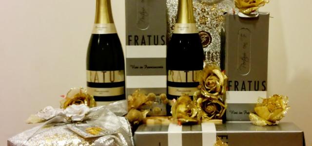 Fratus brut e Panettone Flamigni un regalo di pura classe!!!