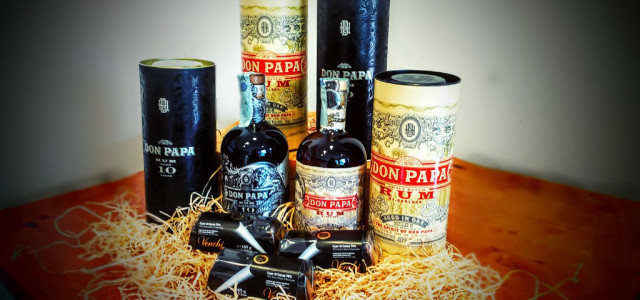 Rum Don Papa – Filippine