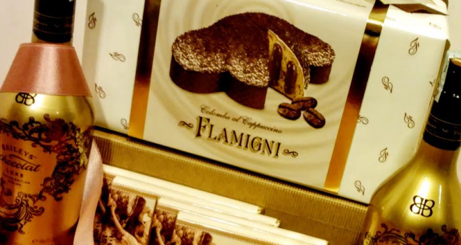 Bayleis e Flamigni capuccino e cioccolato