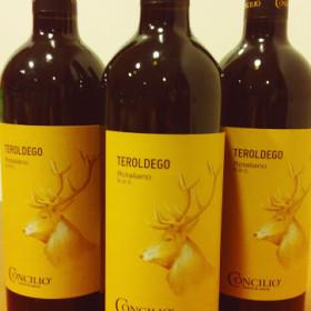 Teroldego – Cnatina Concilio -Trentino Alto Adige